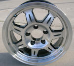 Aluminum Trailer Wheel