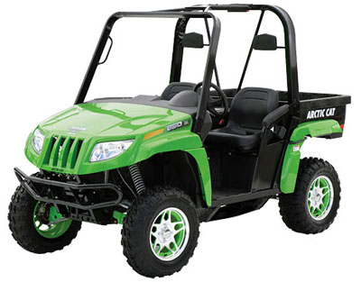 Arctic Cat Prowler 650 - Side-by-side Vehicle