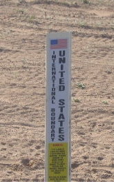 Buttercup - International Border Marker