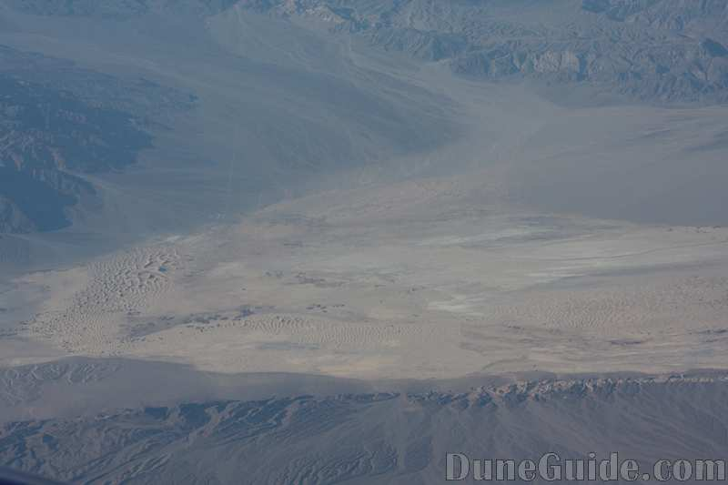 Death Valley Dunes or Stovepipe Wells Dunes