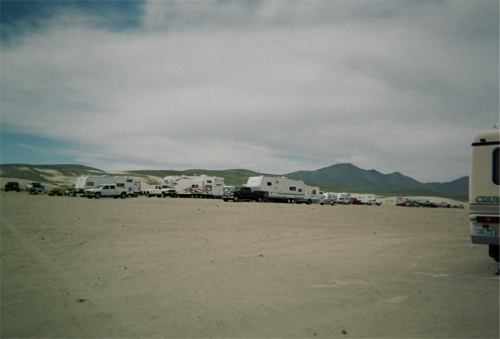 Memorial Weekend 2005 - Winnemucca Dunes