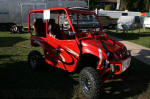 Yamaha Rhino with Four Seat Roll Cage